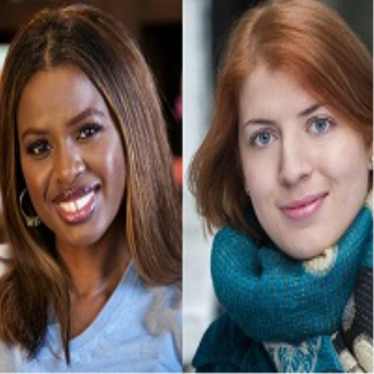 Black Britain: June Sarpong and Miranda Kaufmann