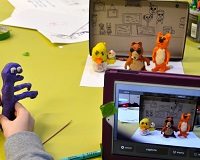 Animation Station: Children's Art School