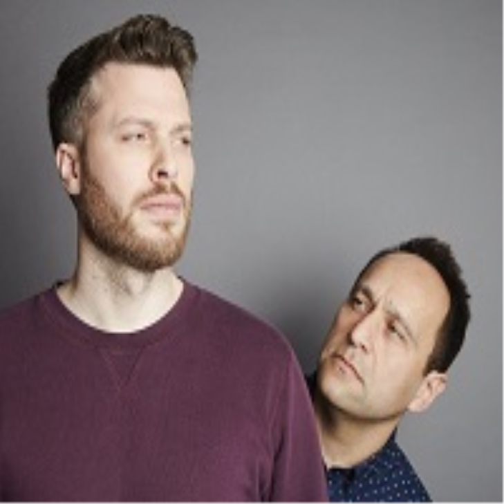 Science(ish): Rick Edwards & Michael Brooks