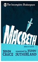 Incomplete Shakespeare macbeth (e)