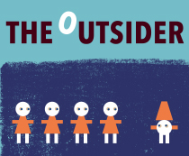 The Outsider - small junior