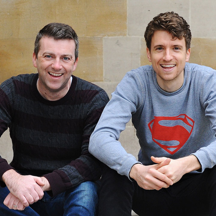Greg James & Chris Smith