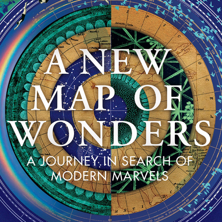Map of Wonders - Casper Henderson
