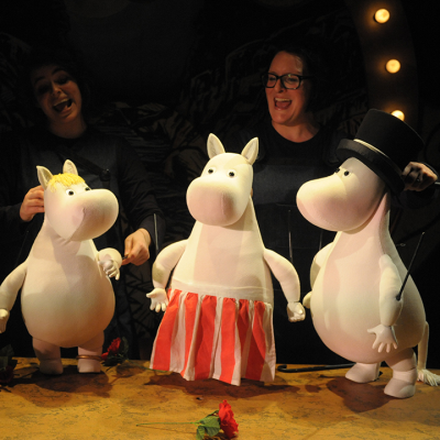 Meet the Moomins