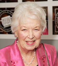 Patron June Whitfield