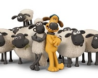 Shaun the Sheep Workshop (Session 1)