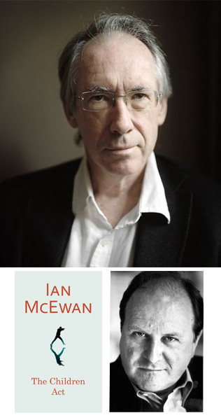 Ian McEwan events 2