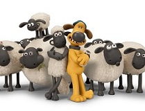 Shaun the sheep Calender